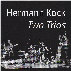 Hermann Kock Trio Two Trios Kock Langer Dömling Shotham  Dell